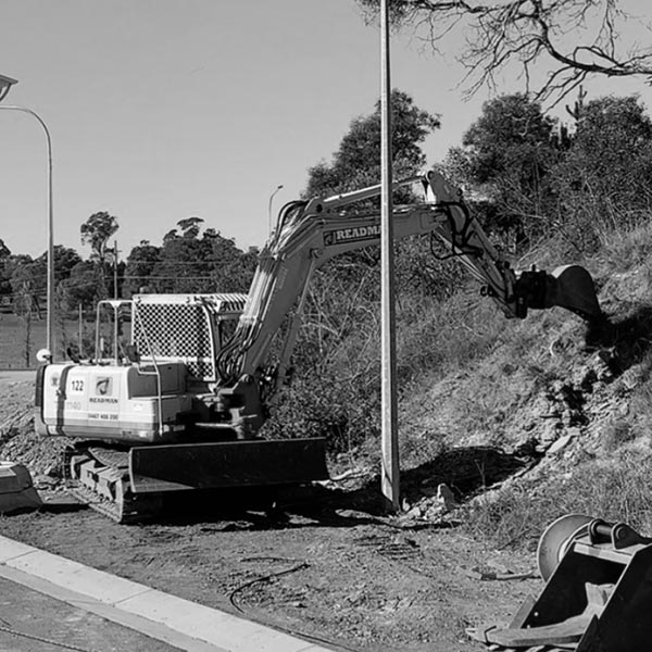 Wollongong Excavations