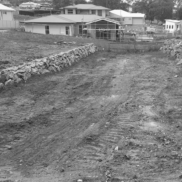 Wollongong Site Preparation